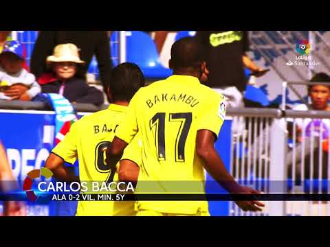 Extended Highlights: Deportivo Alavés vs Villarreal CF (0-3)