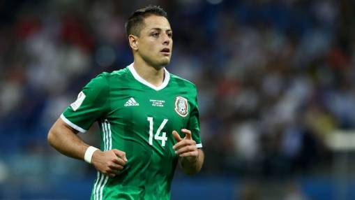 Javier 'Chicharito' Hernandez raising relief funds after Mexico earthquake