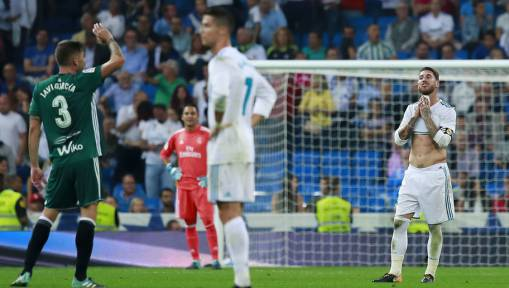 Sergio Ramos Admits Criticising Referees May Hurt Real Madrid's Cause, While Criticising Referees