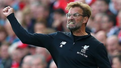Klopp says Reds issues exaggerated
