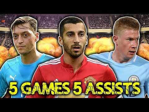 Henrikh Mkhitaryan Is A Better Creator Than Kevin De Bruyne Because... | #The12thMan
