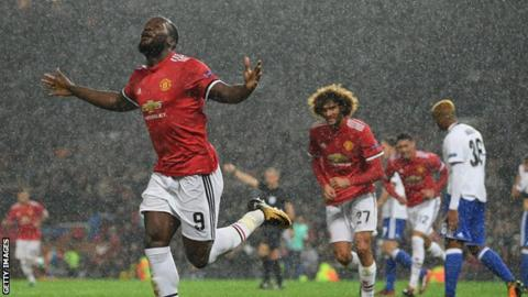 Lukaku appeals to fans to stop chant