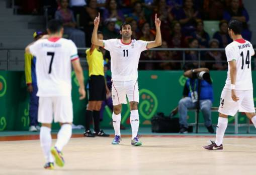 Iran, Japan stay unbeaten in Ashgabat