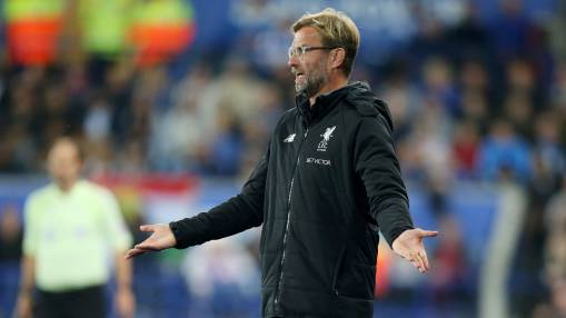 Klopp not 'in panic' after poor results