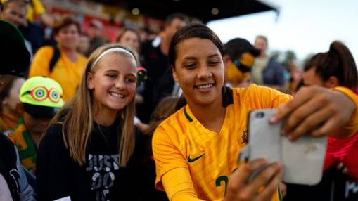Matildas headline milestone week Down Under