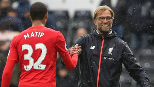 Joel Matip Backs Jurgen Klopp After Criticism of Tactics During Liverpool's Poor Run of Form