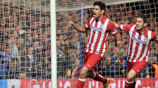 Filipe Luis, Koke hail Costa's return