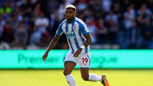 U.S.'s Danny Williams breaks foot with Huddersfield Town