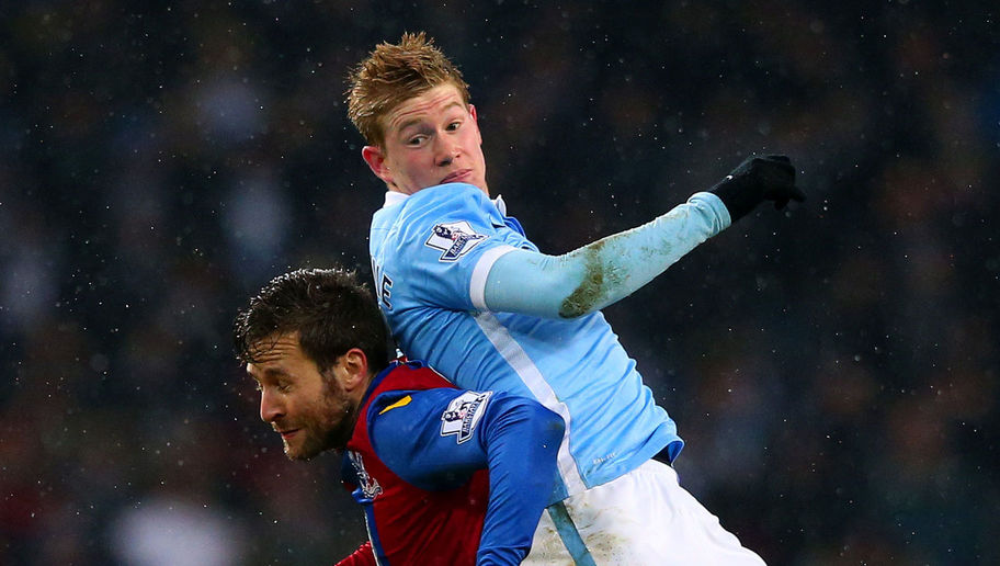 3 Key Battles Which Could Help Decide Man City's Clash With Crystal Palace on Saturday