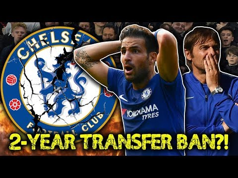 BREAKING: Chelsea To Be BANNED From Transfers For Two Years?! | #VFN
