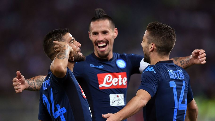 Dries Mertens Holds the Key in Napoli's Hunt for First Serie A Title in 28 Years