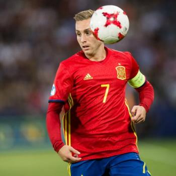 BARCELONA FC in talks with DEULOFEU on a new deal