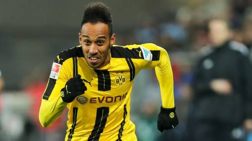 What if Pierre-Emerick Aubameyang just decided to stay at Dortmund?