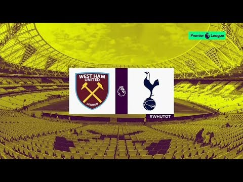WEST HAM UNITED Vs TOTTENHAM HOTSPUR - PREVIEW 23/09/17