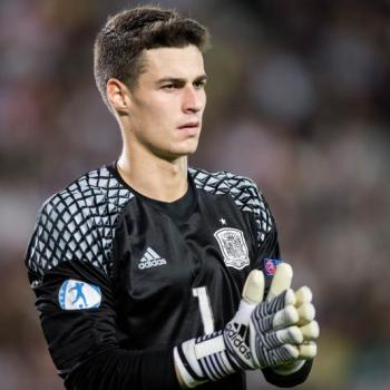 REAL MADRID negotiating with Bilbao on rising star goalie ARRIZABALAGA