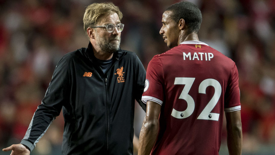 Reds Boss Jurgen Klopp Hoping to Have Joel Matip & Dejan Lovren Back for Leicester Clash