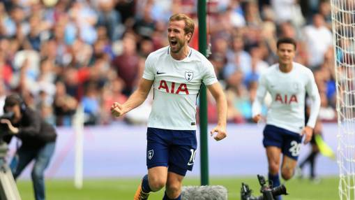Harry Kane double just enough for Spurs