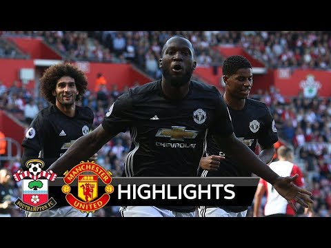 Southampton vs Manchester United 0-1 - Extended Match Highlights - Premier League 23/09/2017 HD