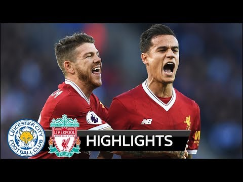 Leicester City vs Liverpool 2-3 - All Goals & Extended Highlights - Premier League 23/09/2017 HD