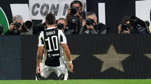 Gonzalo Higuain left on Juventus bench to 'rediscover' calm - Max Allegri