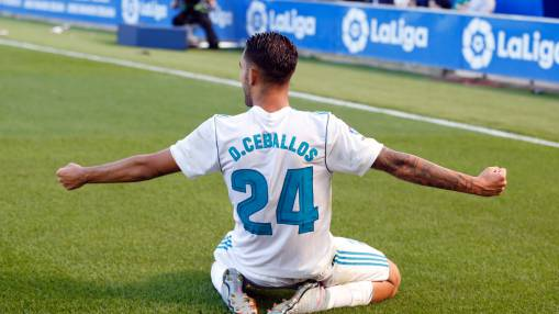 Ceballos seizes chance, teases at bright future