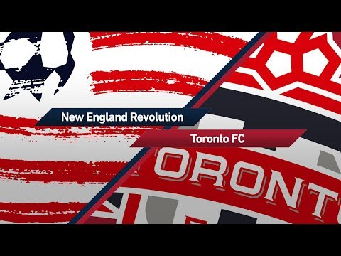 Highlights: New England Revolution vs. Toronto FC | September 23, 2017