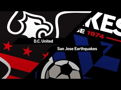 Highlights: D.C. United vs. San Jose Earthquakes | September 23, 2017