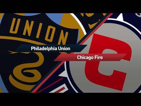 Highlights: Philadelphia Union vs. Chicago Fire | September 23, 2017