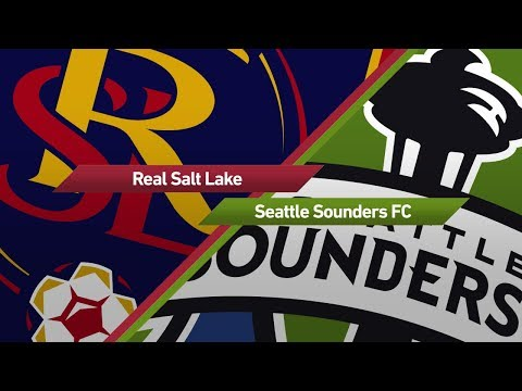 Highlights: Real Salt Lake vs. Seattle Sounders | September 23, 2017