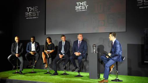 The Best finalists: FIFA Legends have their say