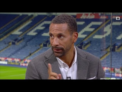 Rio Ferdinand - Man Uniteds front three is quality