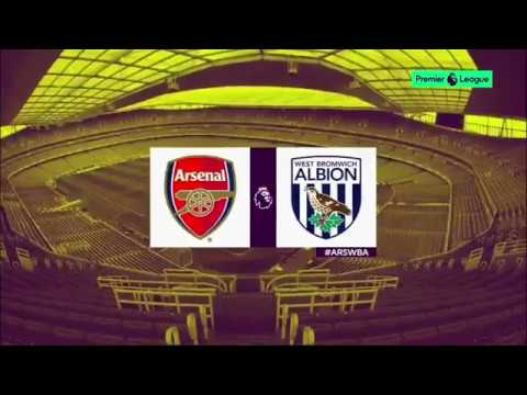 ARSENAL VS WEST BROM - PREVIEW 25/09/17