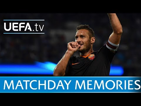 Matchday memories: Suárez, Totti, Ronaldo and more