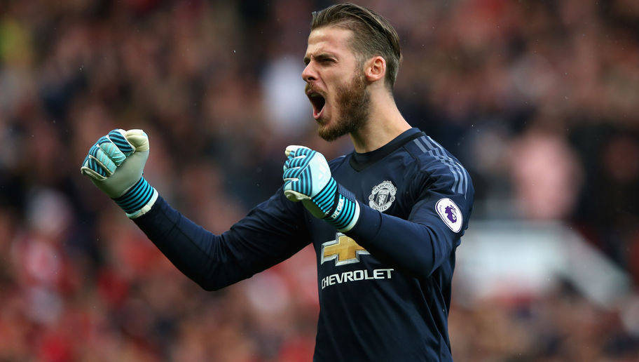 Man Utd to Offer De Gea a New Contract to Ward Off Interest From Madrid in 2019