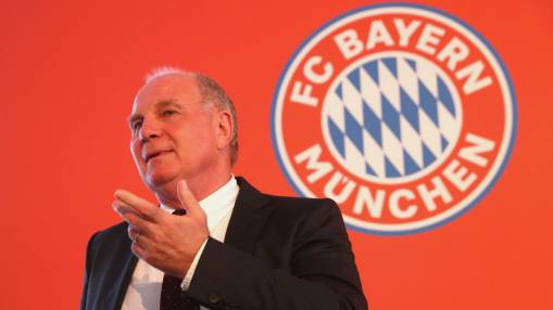 Uli Hoeness: ¬100m signings unacceptable for Bayern Munich