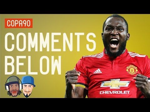 Lukaku Proves Man United's Banter Era Is Over! | Comments Below
