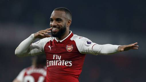 Arsenal have found their penalty-box poacher in Alexandre Lacazette