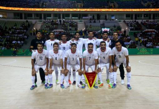 Iran look unstoppable in Ashgabat final