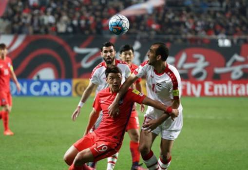 Age no obstacle for Syria's Al Masri