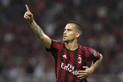 SUSO-AC MILAN TOGETHER THROUGH TO 2022