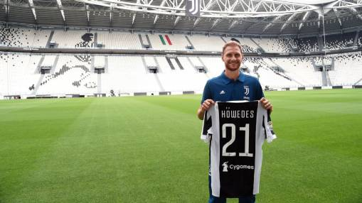 Benedikt Howedes: I'll repay Juventus faith in me after injury setback