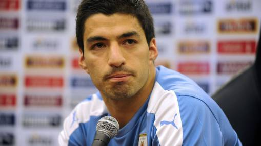 Luis Suarez calls for 'no more violence in football' after trouble in Uruguay