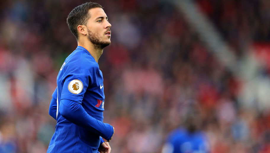 You Can Quote Me: Hazard Risks Conte's Wrath After Telling Journalists Tracking Back Is 'Pointless'