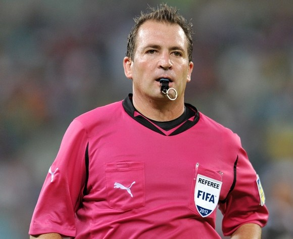CAF sideline referee Daniel Bennett from officiating in CAF Champions League semifinal after Ghana-Uganda blunder