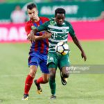 Video: Joseph Paintsil scores in Hungary top-flight to continue fine form for Ferencvaros in win over Honved