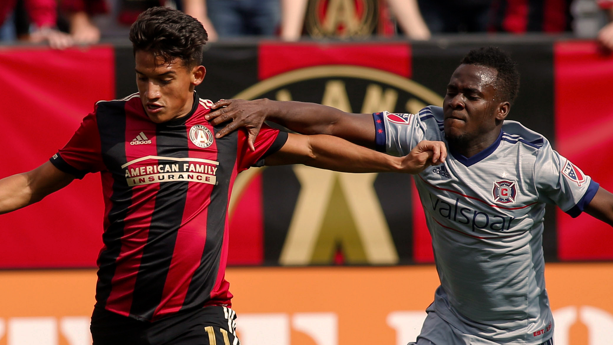 Years of hardship fueling David Accam's rise to the top in Chicago