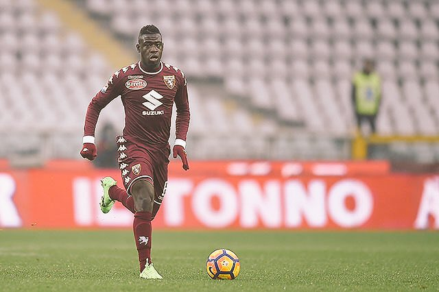 Afriyie Acquah recovers from thigh injury to train fully with his Torino team mates
