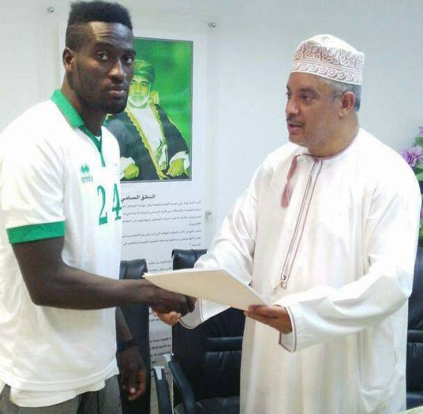 EXCLUSIVE: Wa All Stars defender Joseph Adjei seals move to Omani side Al Oroubah