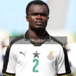 Amos Frimpong: We're not in the Black Stars B for money