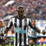 VIDEO: Christian Atsu Speak After Scoring First Ever English Premier League Goal